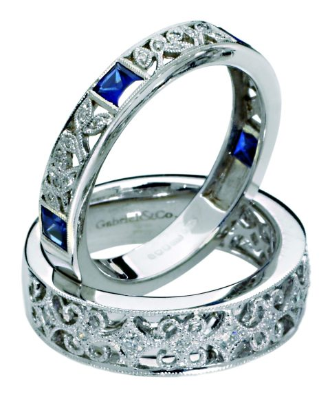Place Bridal Rings