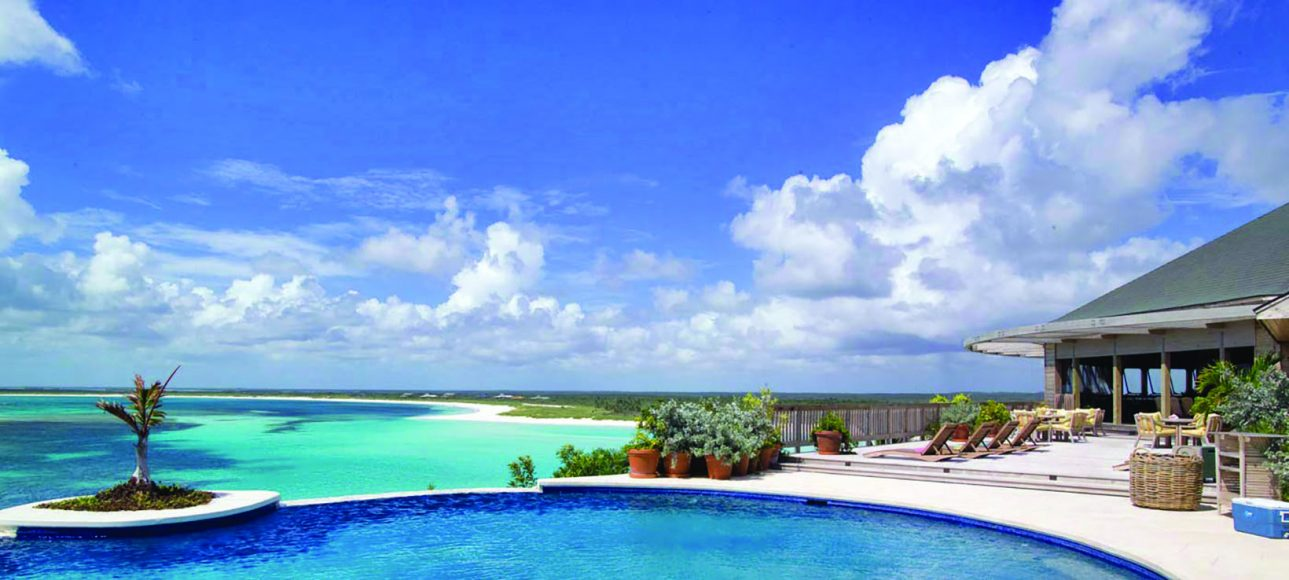 Abaco Club Pool View A