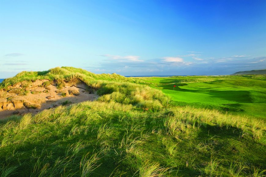 Machrihanish Dunes #14 Bunker