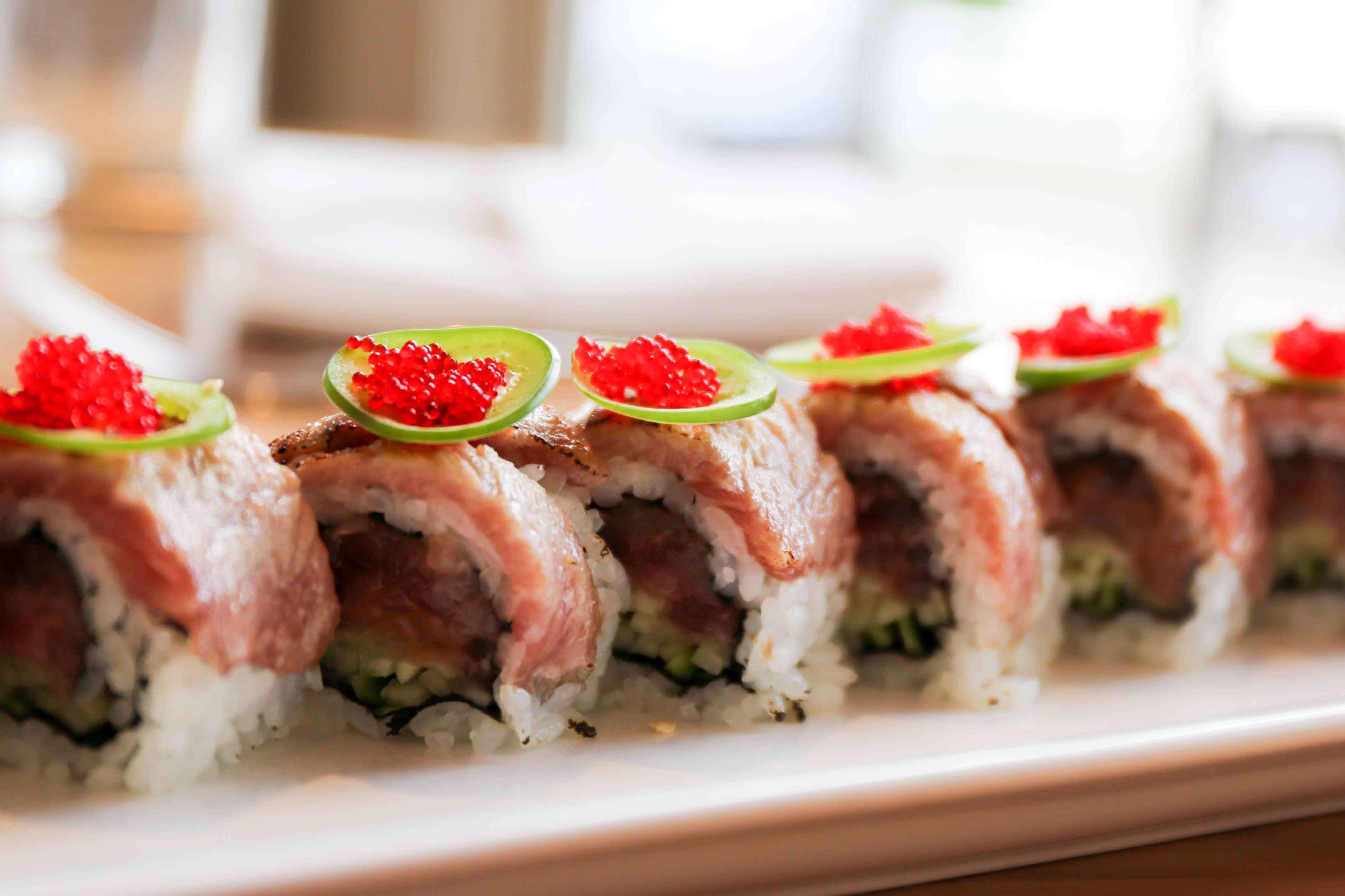 Bluefins Sushi350A1154