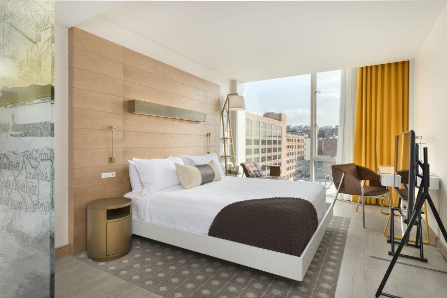 Envoy Hotel standard room