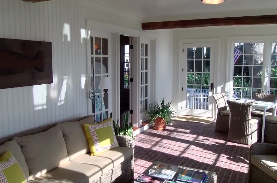 EDGARTOWN HOUSE TOUR WITH ARCHITECT PATRICK AHEARN