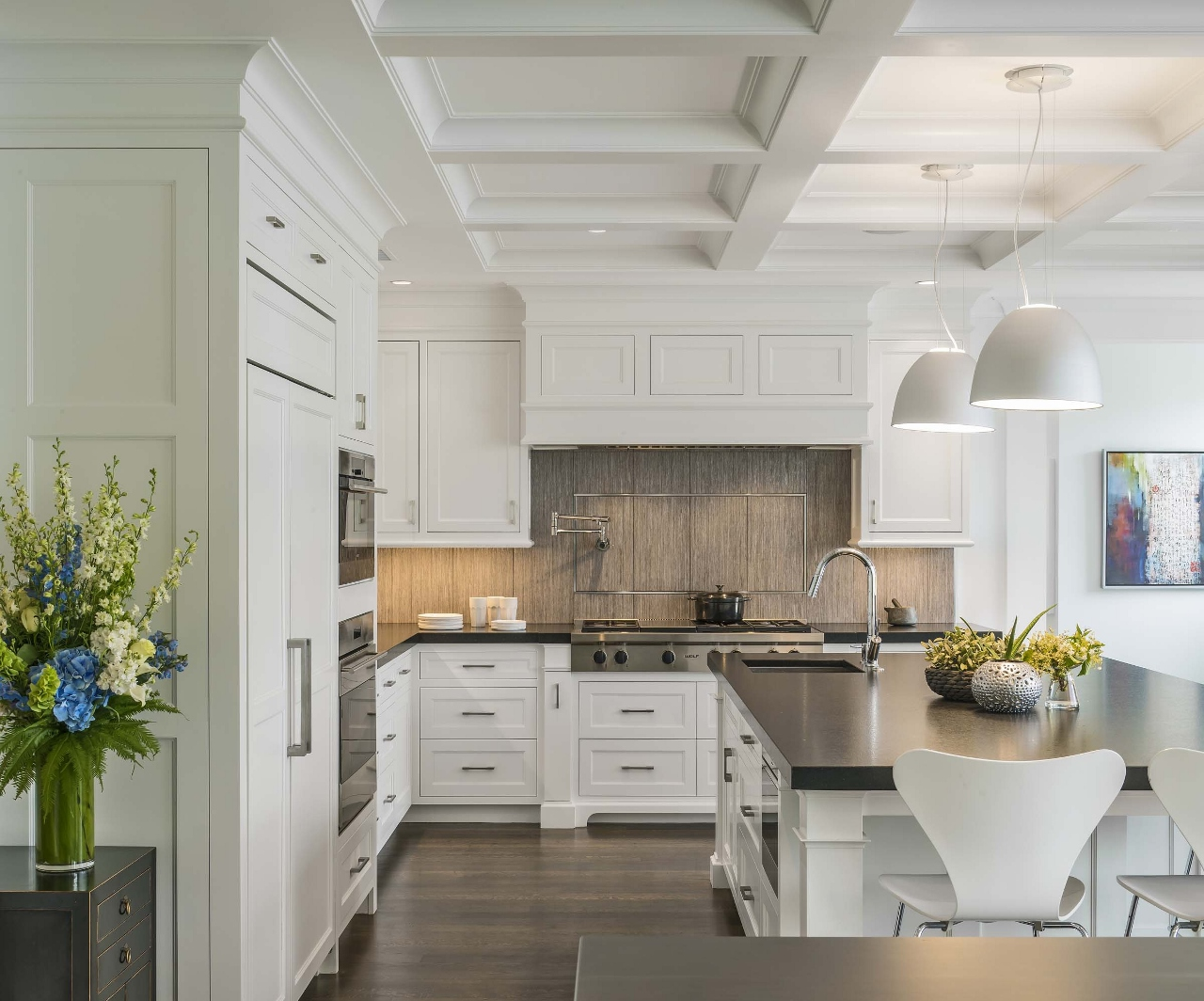 Clarke S Annual Design Contest Winners Traditional Kitchens New England Living