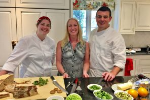 Cooking with New England Living: Greenwich, CT