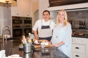 Cooking with New England Living TV: Middletown, RI