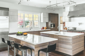Clarke's Annual Design Contest Winners: Contemporary Kitchens