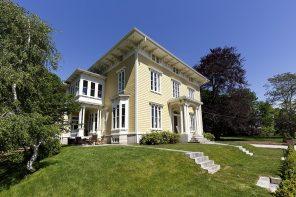 A Closer Look: Spicer Mansion
