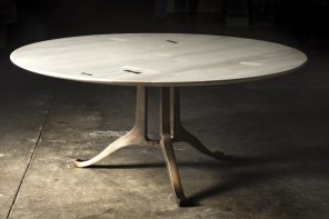 Handmade in New England: Blurring the line between art and furniture