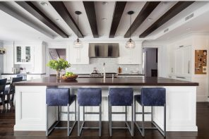 The Mod Squad: New England Kitchen Designers Deftly Interpret Contemporary Style