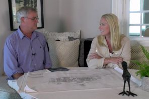 New England Living TV: A Conversation with the Historic Hingham Home's Architect