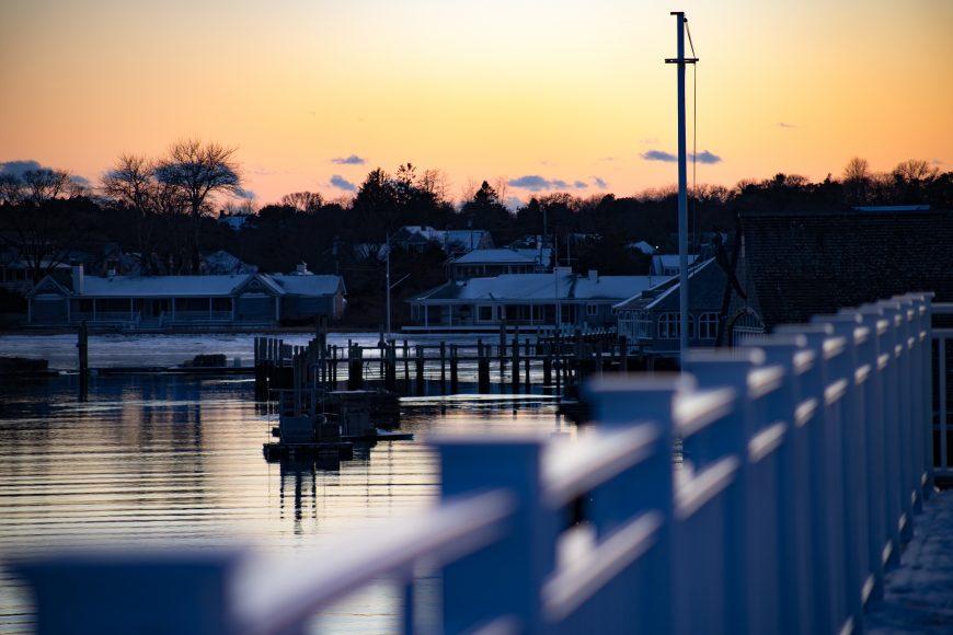 Edgartown Memorial Wharf