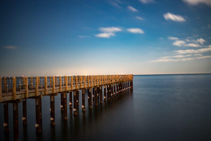 Oak Bluffs Fishing Pier 2