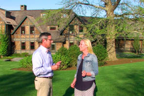 New England Living TV: Architect David Andreozzi's Work of Art in Middletown, Rhode Island
