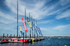 Newport Welcomes The Volvo Ocean Race