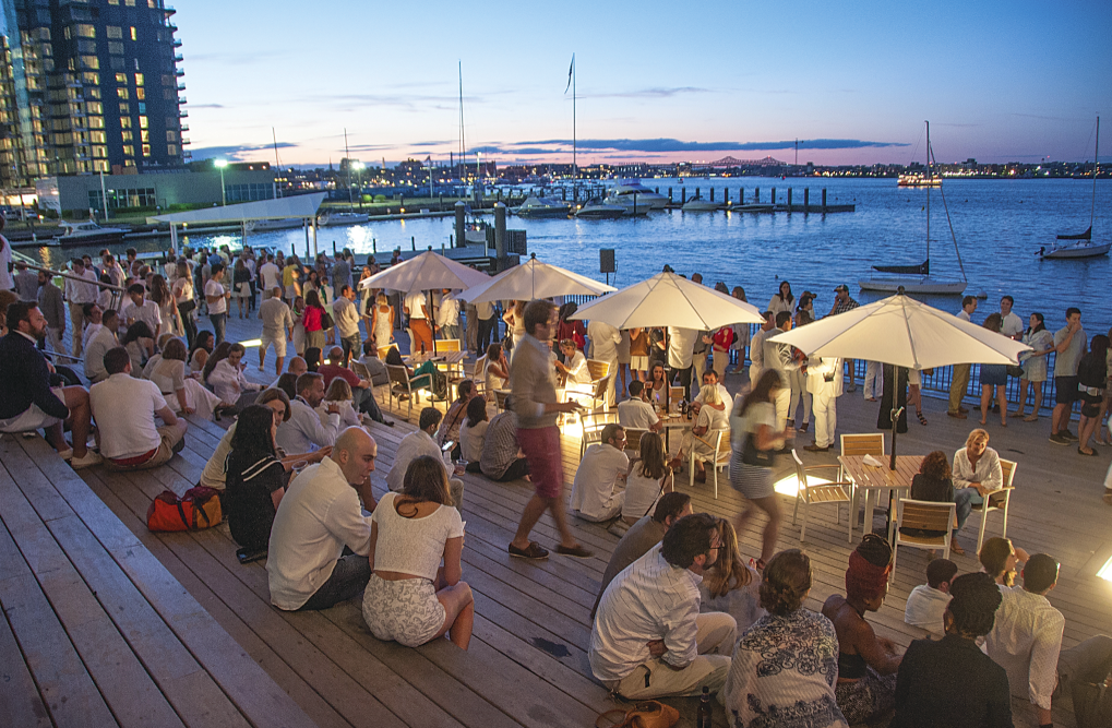 SPEND A WEEKEND IN THE SEAPORT