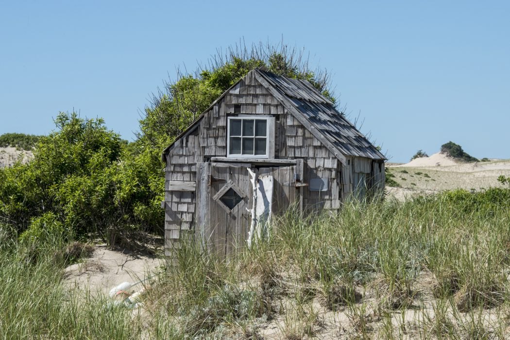 THE ARTISTS' SHACKS OF THE OUTER CAPE