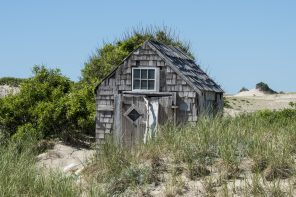 A Peek into the Artists' Shacks of the Outer Cape