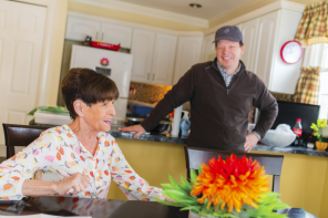 A Visit to Alma's Kitchen with Chef Paul Wahlberg