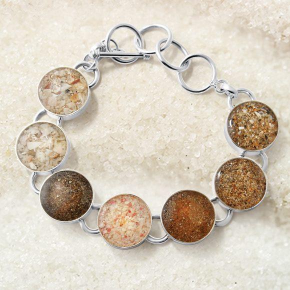 Dune Jewelry Traveler Bracelet