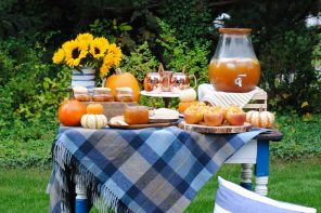 Autumn Al Fresco: Tips on Outdoor Entertaining for Fall