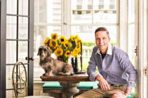 Celebrity interior designer Ken Fulk feels the most at home in Provincetown