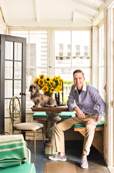 Celebrity Interior Designer Ken Fulk Feels The Most At