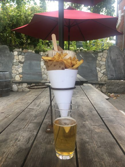 Frites and Beer