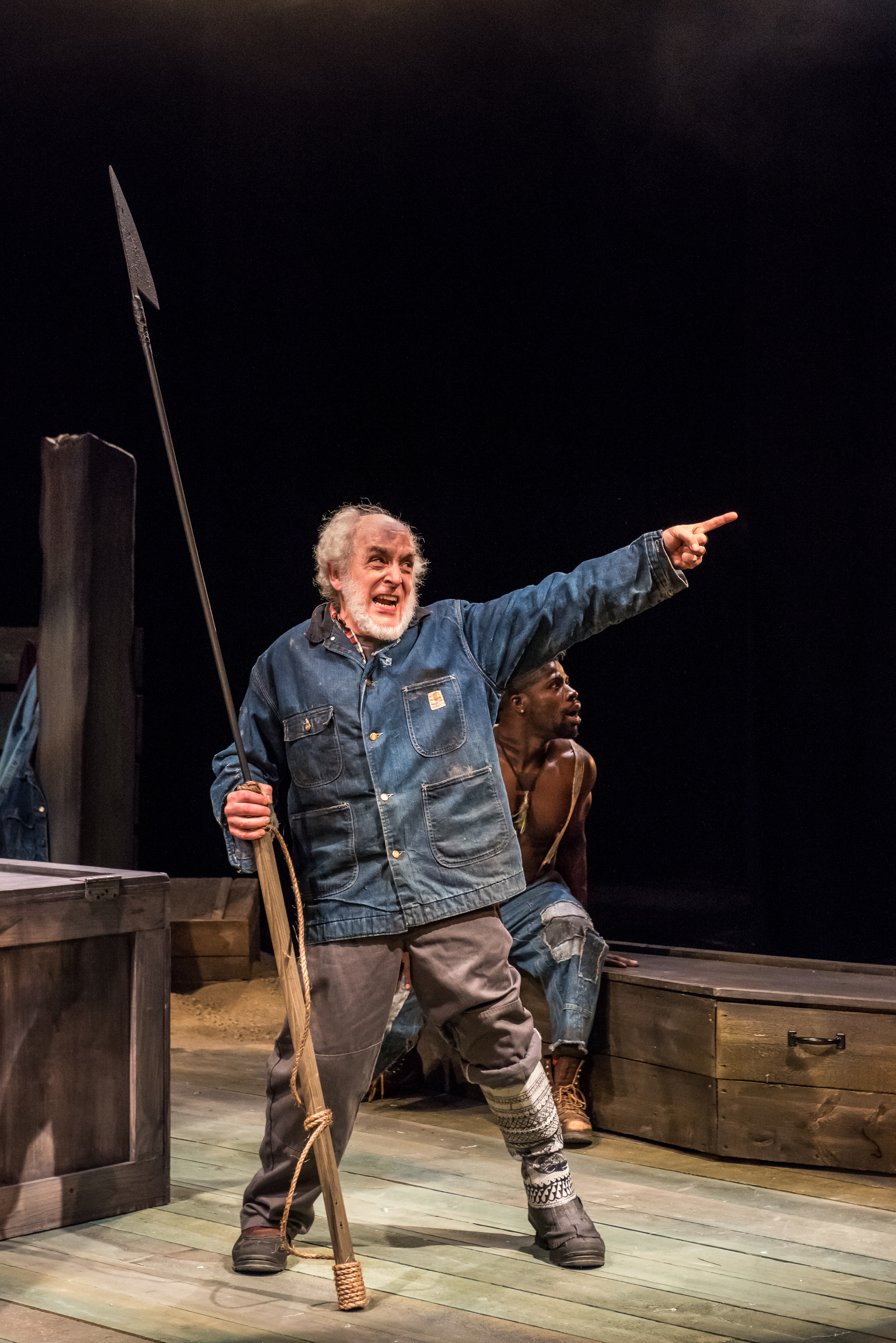 Moby Dick, Wellfleet Harbor Actors Theater