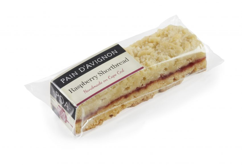 Pain D'Avignon_Raspberry Shortbread