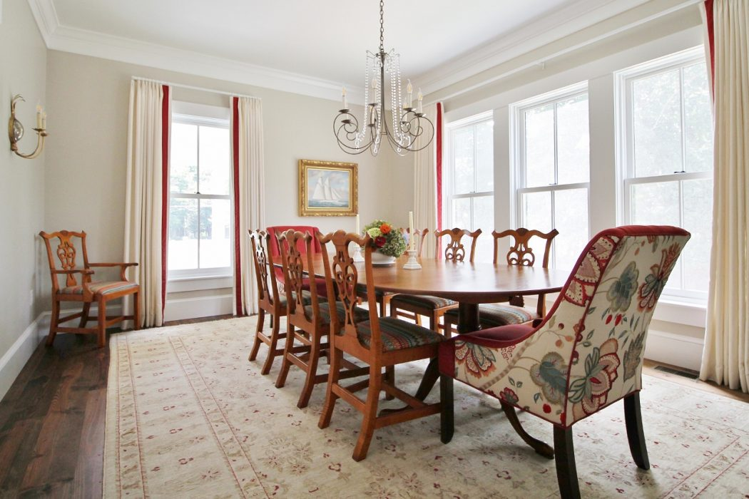 The Return of the Dining Room | New England Living