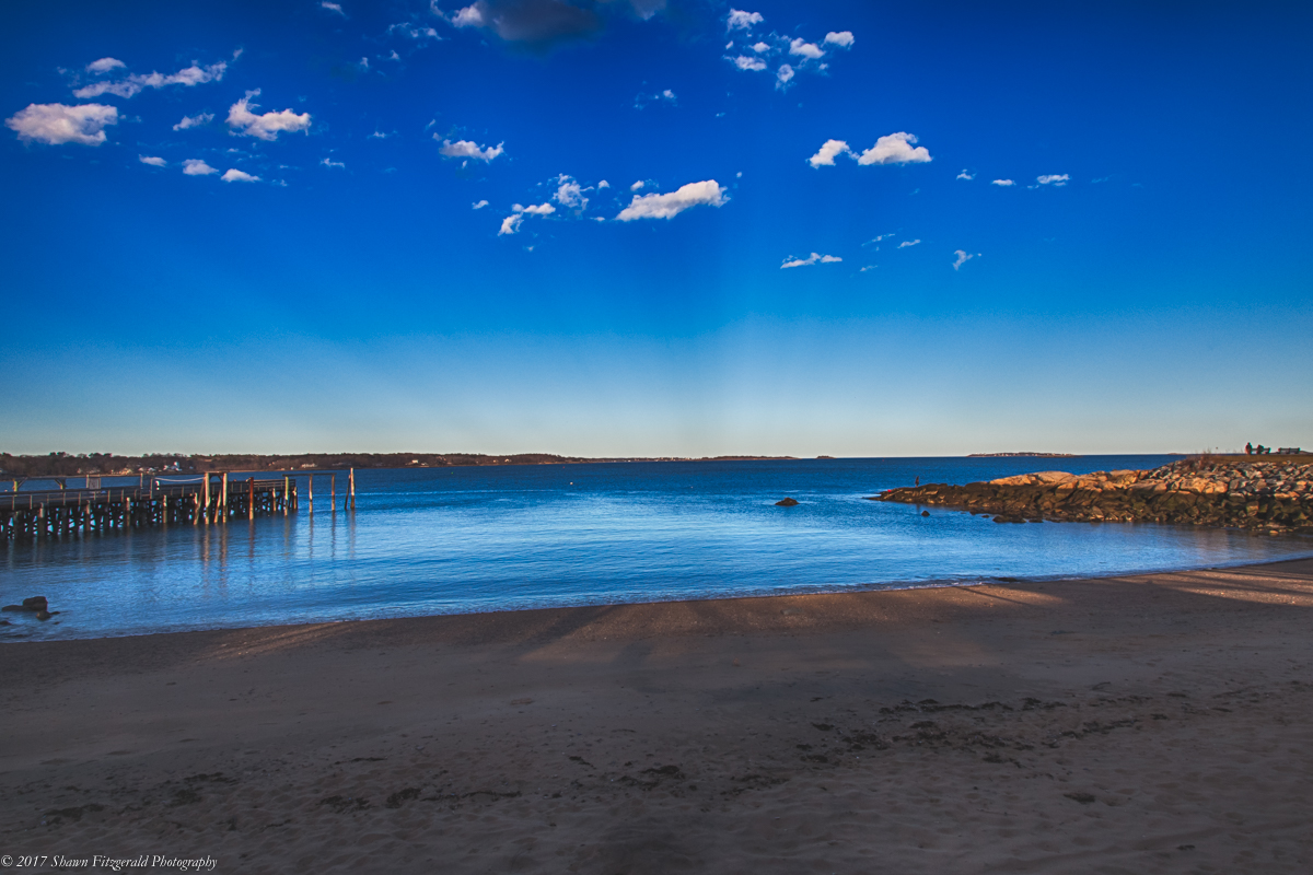 New England Shoreline