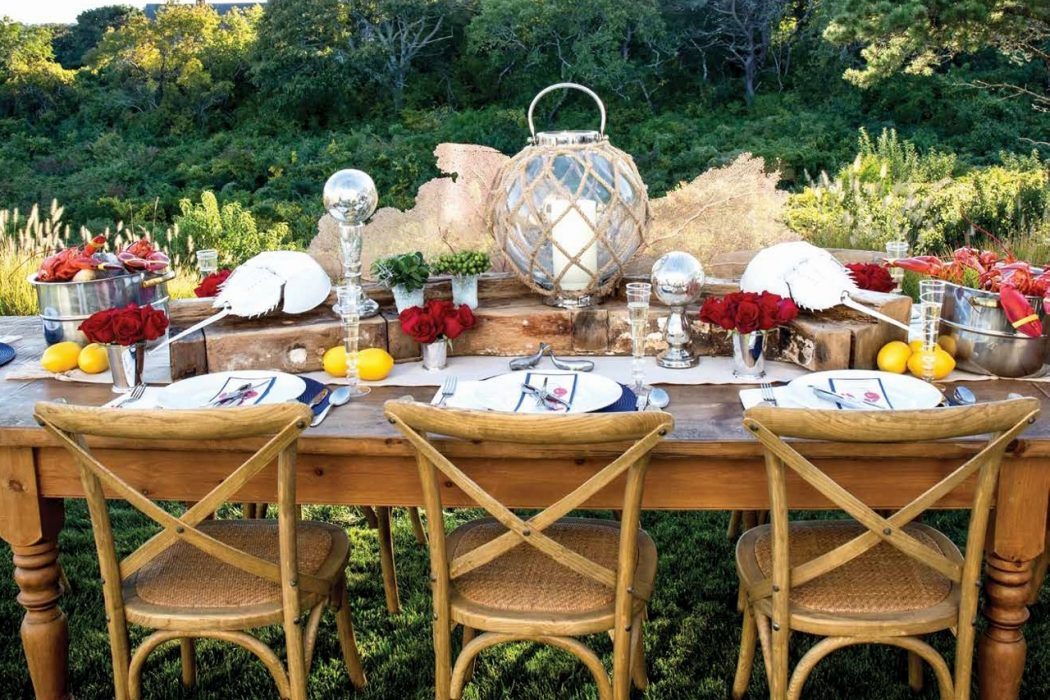 New England Living Magazine: Clambake by the Sea | New