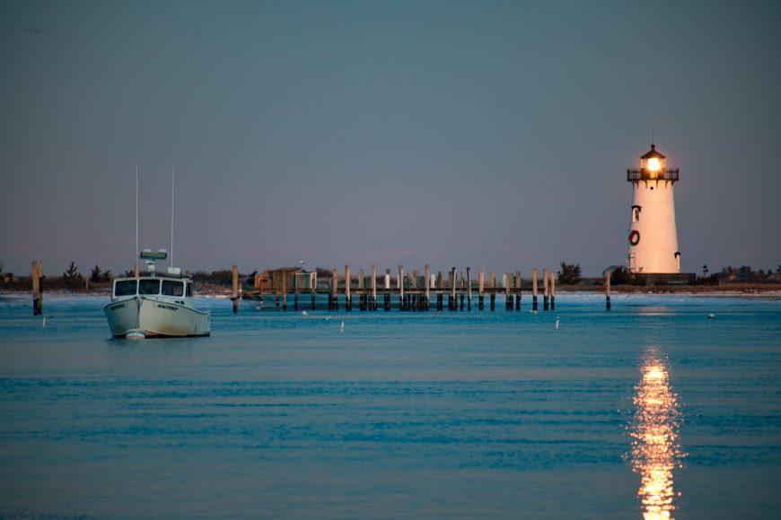 EDG Light x Boat
