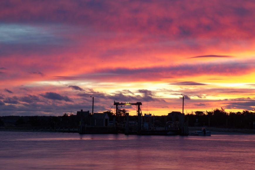 Edg harbor Sunrise