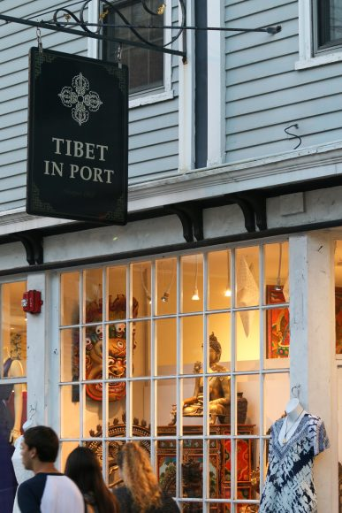 tibet in port lower thames_credit Discover Newport-