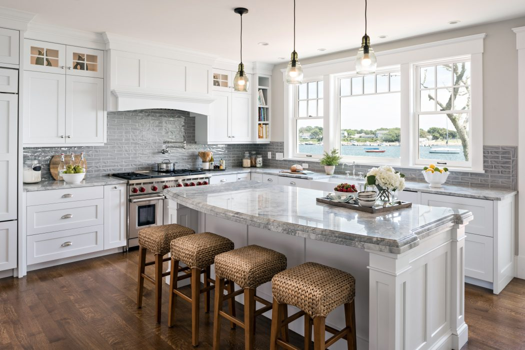 A DREAM KITCHEN ON CAPE COD