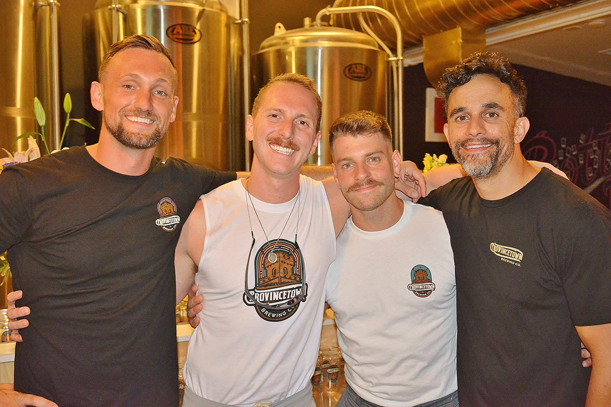 Beer with a Side of Activism: Provincetown Brewing Company