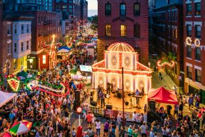 10 Ways to Enjoy Boston's North End