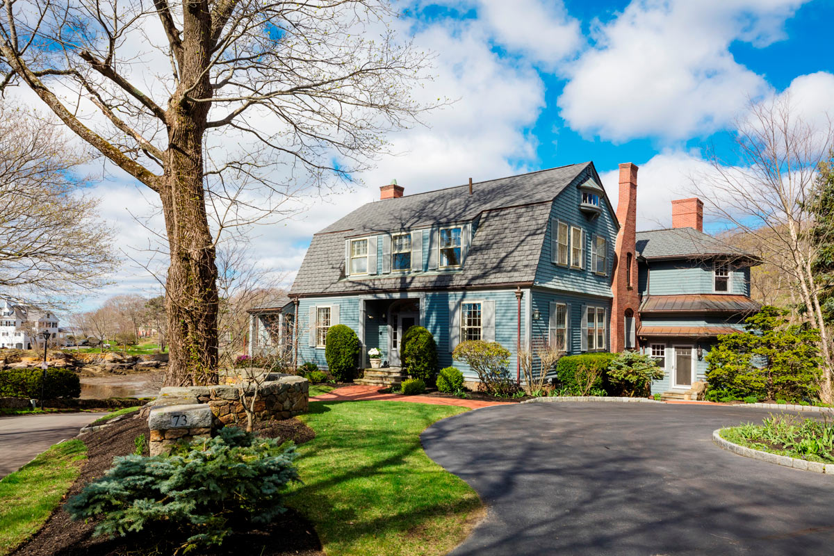 Featured Real Estate: Year-Round Beauty in Manchester-by-the-Sea