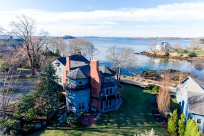Featured Real Estate: Views Galore in Manchester-by-the-Sea