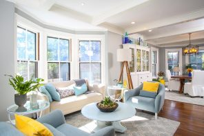 Renovated Historic Charmer in Cambridge