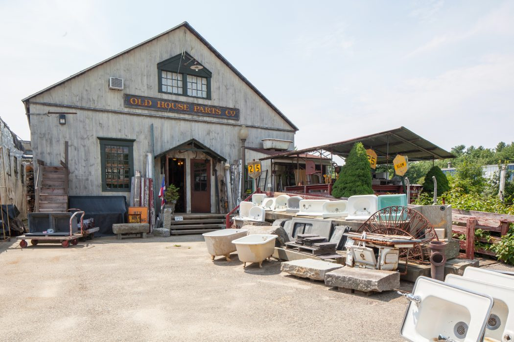 ADDICTED TO ANTIQUES: THREE UNIQUES STOPS FOR FINDING TREASURES IN COASTAL MAINE