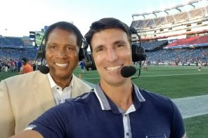 Notable New Englanders: Eric Fisher, Chief Meteorologist @ WBZ | CBS Boston